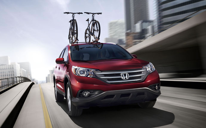 2014 Honda Crv >> 2014 Honda CR-V towing capacity